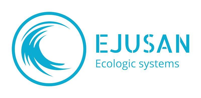 Logo Ejusan principal azul