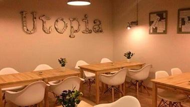 Colaborador Bar Utopia Balearea Nuestro Granito de Arena